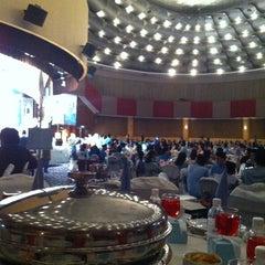 Photo taken at Dewan Perdana Felda by Caryn K. on 6/9/2012