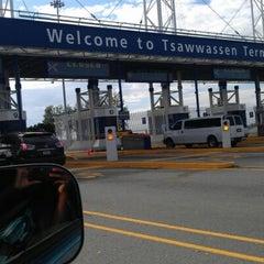 Photo taken at Tsawwassen Ferry Terminal by Jess N. on 8/23/2012
