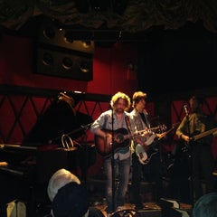 Photo taken at Rockwood Music Hall by Jeanette I. on 5/13/2012