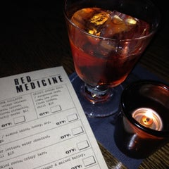 Photo taken at Red Medicine by DAN C. on 8/10/2012