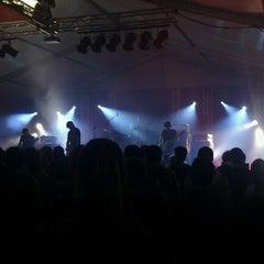 Photo taken at Rock Herk by Roel R. on 7/14/2012