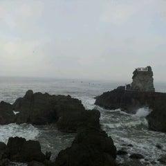 Photo taken at Clavadistas by Adrianna P. on 4/11/2012