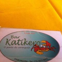 Photo taken at Katikero by Alexandre L. on 8/12/2012