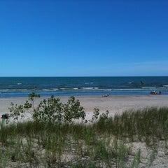 Photo taken at Lake Ontario by Johanna H. on 8/12/2012