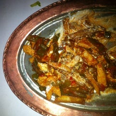 Photo taken at T&M Turkish Restaurant by George Y. on 8/30/2012