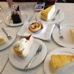 Photo taken at Nadeje Cafe by Azlin A. on 7/15/2012