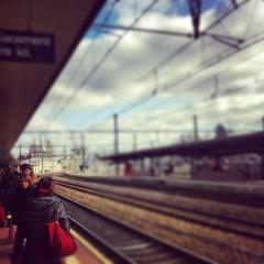 Photo taken at Gare SNCF de Dijon Ville by Bertrand M. on 2/26/2012