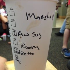 Photo taken at Starbucks by Marshall on 6/21/2012