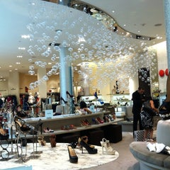 Photo taken at Saks Fifth Avenue by Moon K. on 5/30/2012