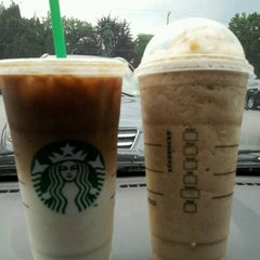 Photo taken at Starbucks by Tracey on 6/22/2012