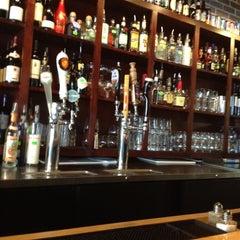 Photo taken at Crêpe Cellar Kitchen & Pub by Floretta W. on 8/18/2012