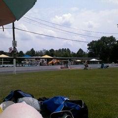 Photo taken at Mermaid Lake by Kaitlyn R. on 5/28/2012