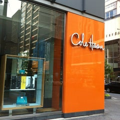 Photo taken at Cole Haan by Andy H. on 7/4/2012