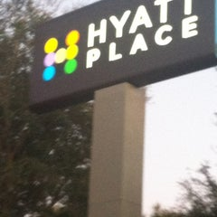 Photo taken at Hyatt Place Orlando Airport by Grant on 2/12/2012