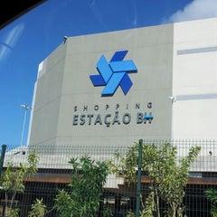 Photo taken at Shopping Estação BH by Alexandre V. on 5/23/2012