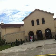 Photo taken at Saint Veronica Catholic School by Maria R. on 9/2/2012