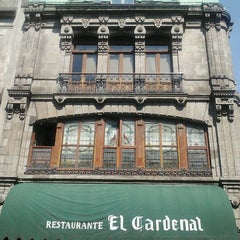 Photo taken at El Cardenal by Gina A. on 5/20/2012