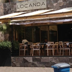 Photo taken at Locanda - Espacio Cultural Urbano by America S. on 7/28/2012