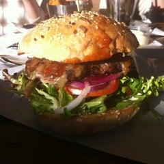Photo taken at The Burger Lounge by Becki M. on 7/7/2012