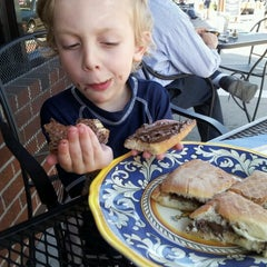 Photo taken at New York Panini by Meredith A. on 7/10/2012