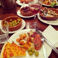 Photo taken at Encasa Restaurant by J★ZZ on 5/3/2012
