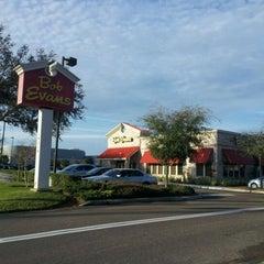 Photo taken at Bob Evans Restaurant by Alex G. on 2/16/2012