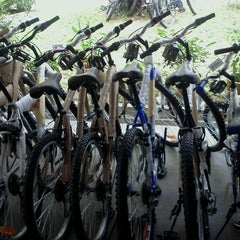 Photo taken at Neo Bicycle by joel l. on 4/14/2012