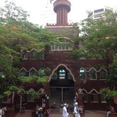 Photo taken at Masjid India by Fairus M. on 8/27/2012