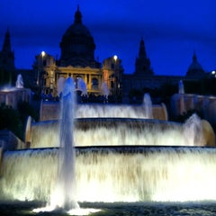 Photo taken at Museu Nacional d'Art de Catalunya (MNAC) by Anna P. on 7/1/2012