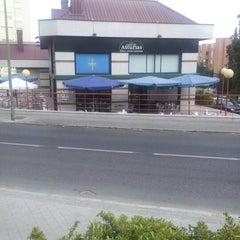 Photo taken at Sidreria Xareu by Luis M O. on 7/21/2012