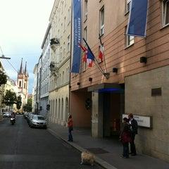 Das Foto wurde bei Falkensteiner Hotels & Residences von Эдуард Х. am 8/11/2012 aufgenommen