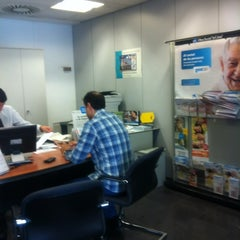 Photo taken at La Caixa by vgoller on 7/16/2012