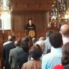 Photo taken at Academiegebouw by Eric P. on 6/11/2012