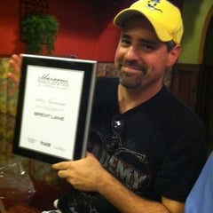 Photo taken at Los Rancheros by Brent L. on 8/31/2012