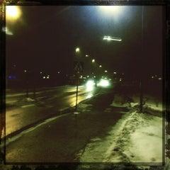 Photo taken at Vallmostigen by Carl L. on 2/19/2012