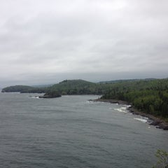 Photo taken at Split Rock Lighthouse by Rahul S. on 5/27/2012