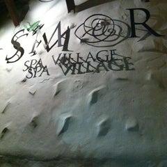Photo taken at Smor Spa Village & Resort by Pilovelop J. on 4/16/2012
