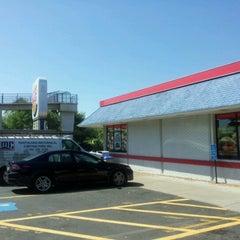 Photo taken at Burger King® by Aaron P. on 8/7/2012