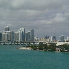 Photo taken at Port of Miami by Justice B. on 3/16/2012
