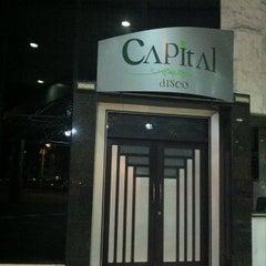 Photo taken at Capital Disco by Daniel S. on 3/18/2012