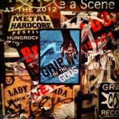 Photo taken at Trash Bar by Daniel M. on 8/3/2012