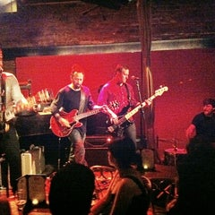Photo taken at Rockwood Music Hall by LT 1. on 5/31/2012