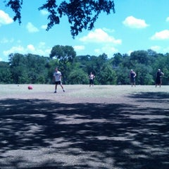 Photo taken at Pease District Park by Marisa C. on 6/24/2012