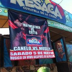 Photo taken at Ya Curatela by Isela V. on 5/3/2012