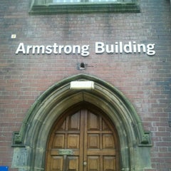Photo taken at Armstrong Building by Marco D. on 6/7/2012