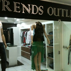 Photo taken at Trends Store by Flavio B. on 8/13/2012