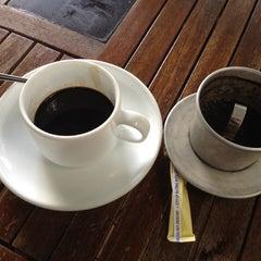 Photo taken at Xưa & Nay Cafe by koji n. on 7/5/2012