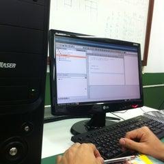 Photo taken at Instituto de Estudos Superiores da Amazônia by Amanda A. on 2/29/2012