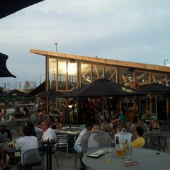 Photo taken at Horny Goat Hideaway by Jeffrey D. on 6/18/2012