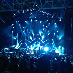 Photo taken at PNC Music Pavilion by Tom W. on 8/27/2012